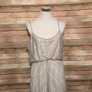Dresses & Skirts - Long stripe dress